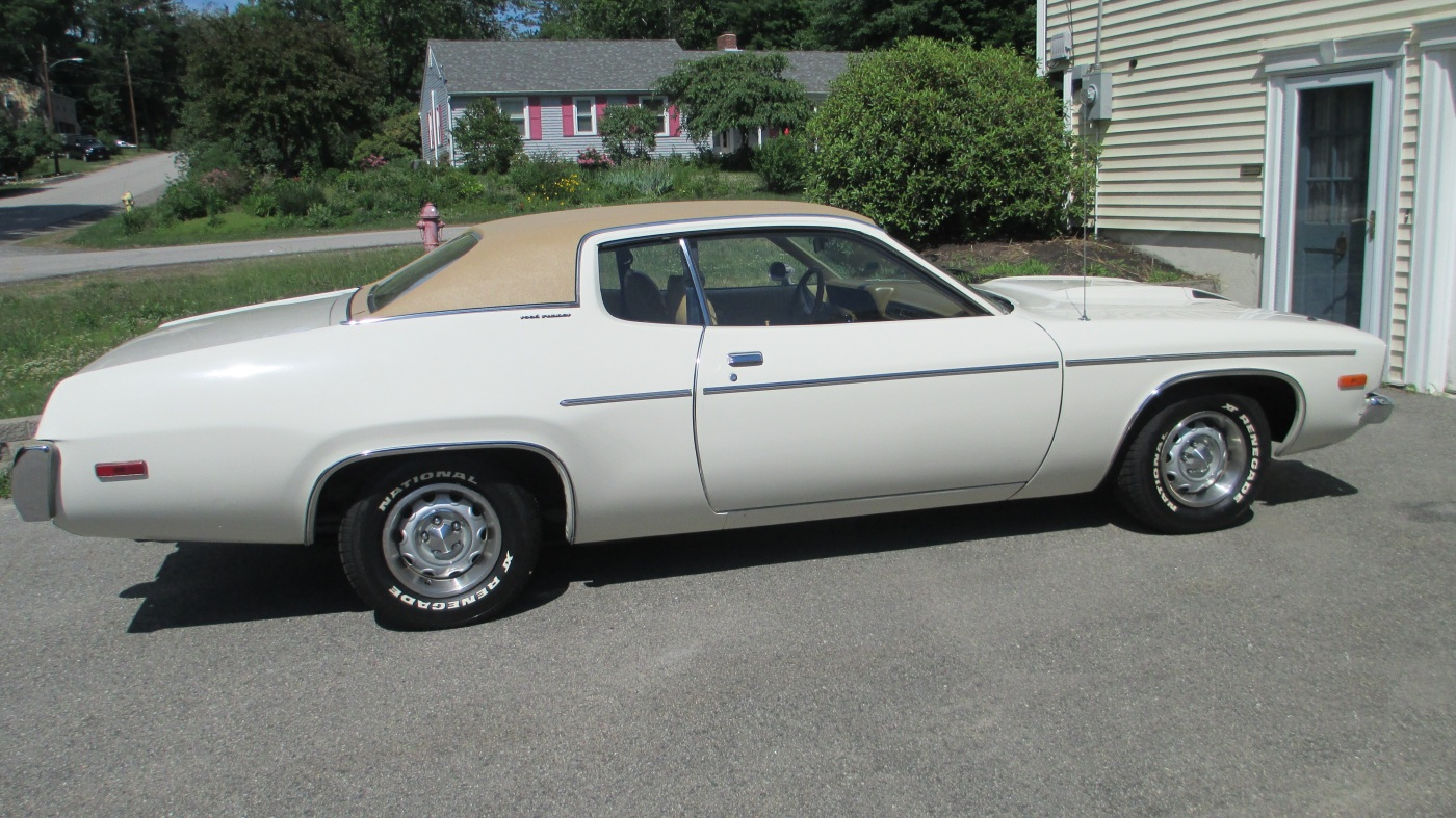1974 Plymouth Road Runner – Motor Vehicle Appraisal Service
